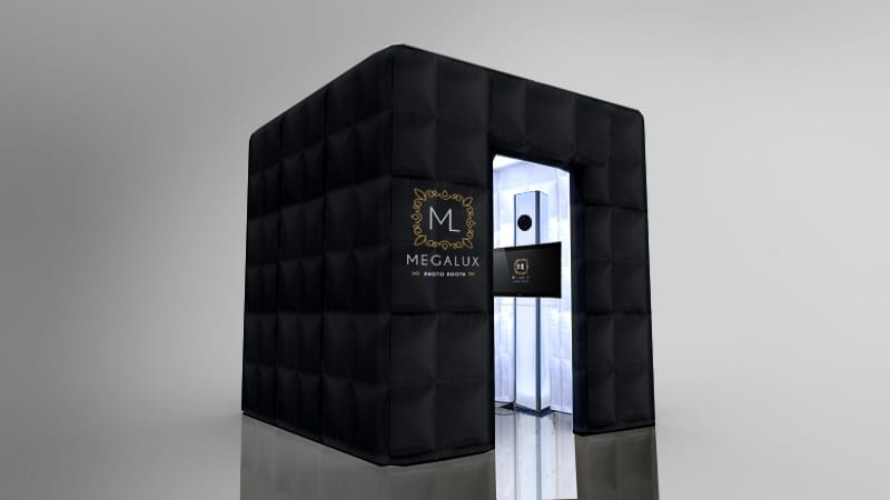 Megalux Photo Booth is a photo booth rental company in St. Louis, MO. We provide custom, complete photo experience for guests to enjoy using high-end photo booth rentals with social media, green screen, video and animated GIF capabilities. Book us today at MegaluxPhotobooth.com #MegaluxBooth
