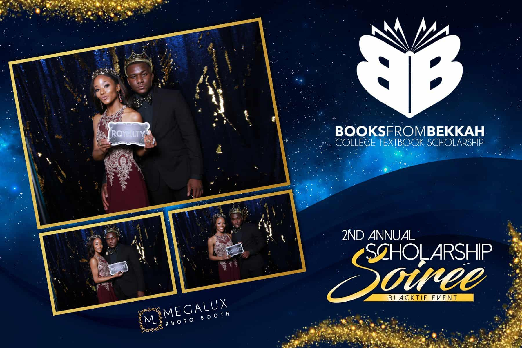 Megalux Photo Booth Corporate Party