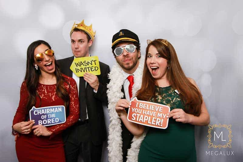 Megalux St. Louis Photo Booth Rental