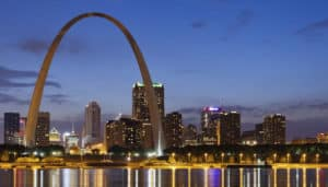St. Louis City & St. Louis County